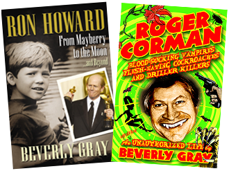Roger Corman: Blood-Sucking Vampires, Flesh-Eating Cockroaches, and Driller Killers & Ron Howard: From Mayberry to the Moon